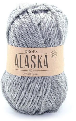 Drops Alaska 04 Grijs