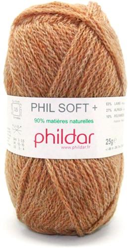 Phildar Phil Soft Plus 4 Houblon