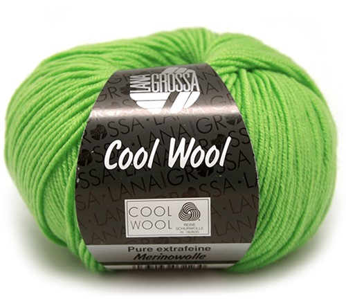 Lana Grossa Cool Wool 509