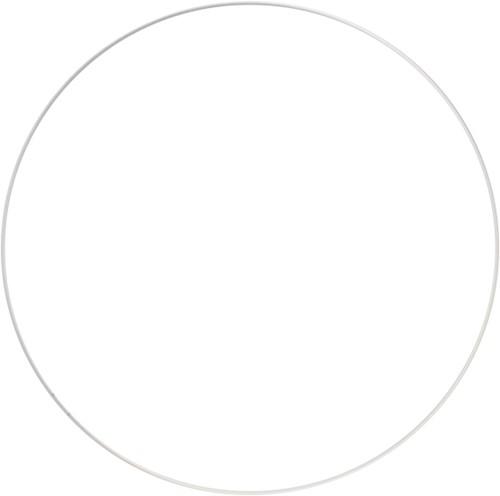 Metalen ring 50cm