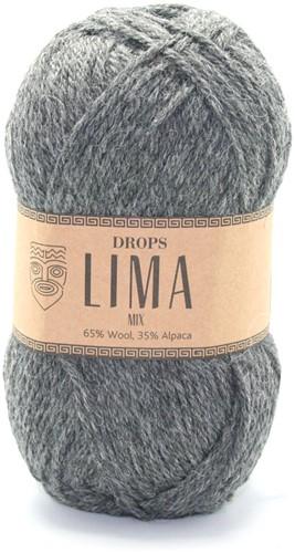 Drops Lima Mix 519 Donkergrijs