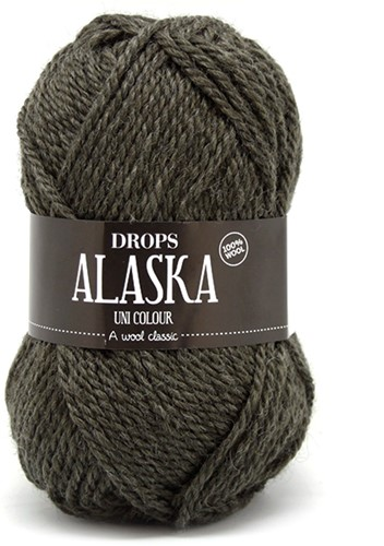 Drops Alaska Uni Colour 51 Olive