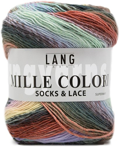 Lang Yarns Mille Colori Socks & Lace 51