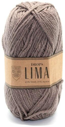 Drops Lima Uni Colour 5310 Lichtbruin