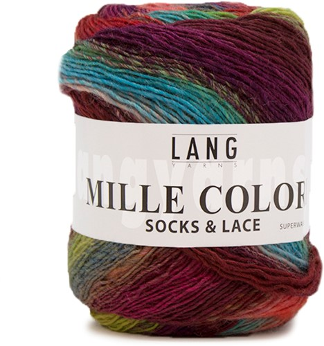 Lang Yarns Mille Colori Socks & Lace 53