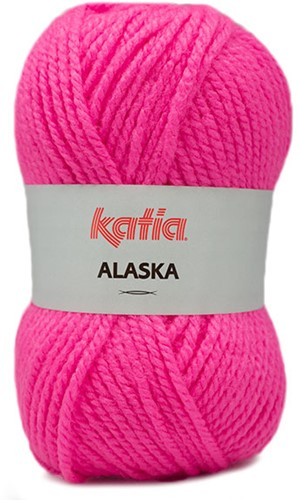 Katia Alaska 54 Neon Pink