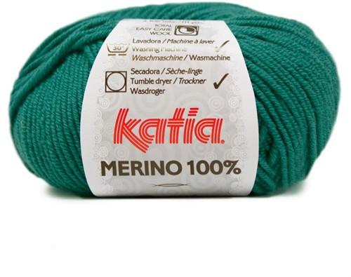 Katia Merino 100% 54 Green