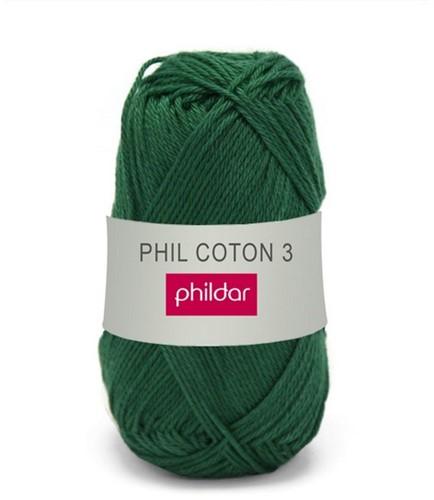Phildar Phil Coton 3 1100 Cedre
