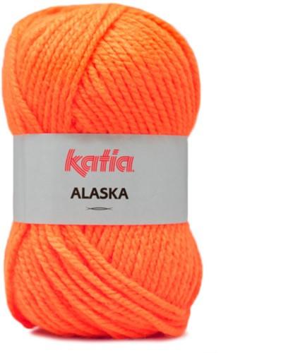 Katia Alaska 55 Neon Orange