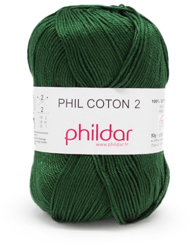 Phildar Phil Coton 2 1117 Cedre