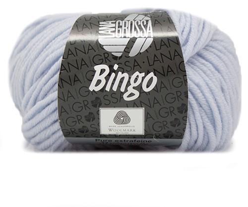 Lana Grossa Bingo 56 Ice Blue
