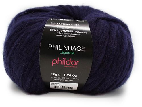 Phildar Phil Nuage 1446 Marine