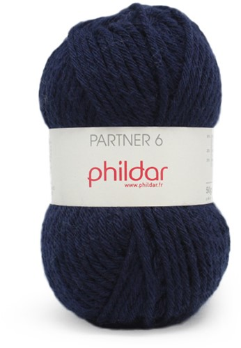 Phildar Partner 6 1097 Marine