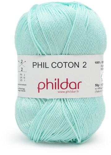 Phildar Phil Coton 2 1159 Jade