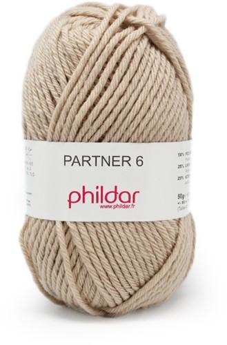 Phildar Partner 6 1264 Biche