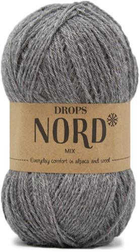 Drops Nord Mix 05 Grey