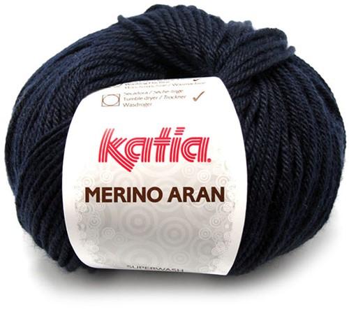 Katia Merino Aran 5 Dark blue