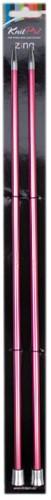 Knitpro Zing Breinaalden 40cm 6.5mm