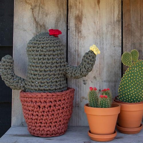 Haakpatroon Zpagetti XL Cactus