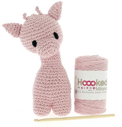 Hoooked Giraffe Ziggy Haakpakket Blossom