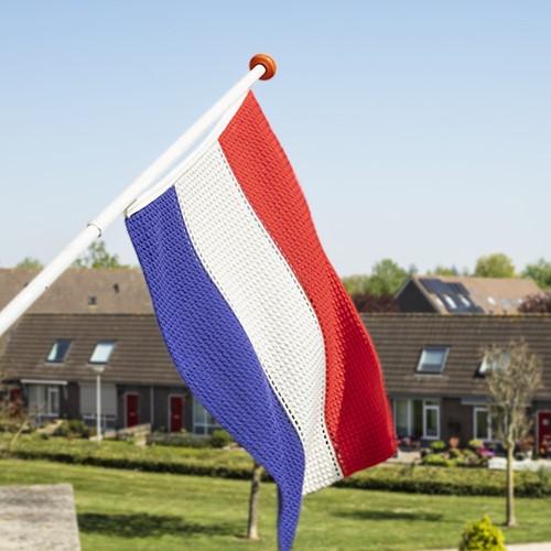 Budgetyarn Nederlandse Vlag Haakpakket