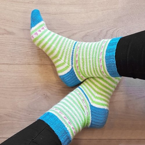 Breipatroon Simply Fun Socks