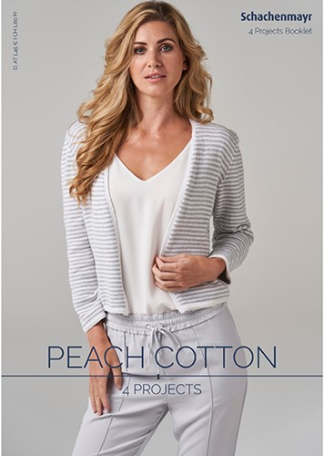 SMC Projects Booklet Peach Cotton