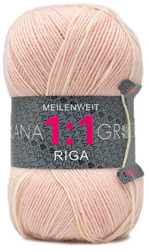 Lana Grossa Meilenweit 100 1:1 Riga 611