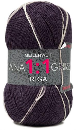 Lana Grossa Meilenweit 100 1:1 Riga 617