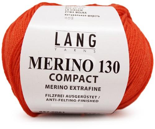 Lang Yarns Merino 130 Compact 61