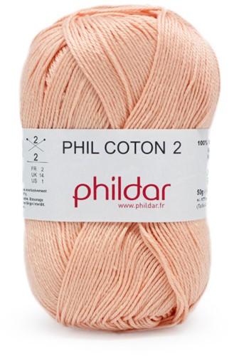 Phildar Phil Coton 2 1192 Poudre