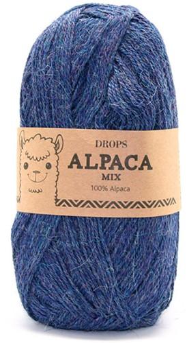 Drops Alpaca Mix 6360 Blauw