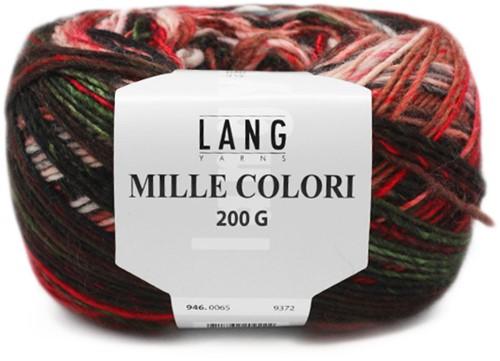 Lang Yarns Mille Colori 200 Gr. 65