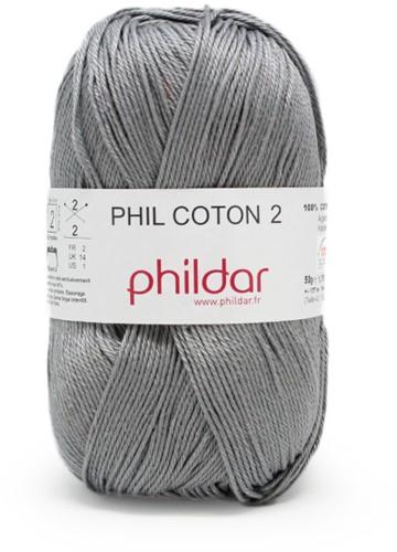 Phildar Phil Coton 2 1399 Elephant