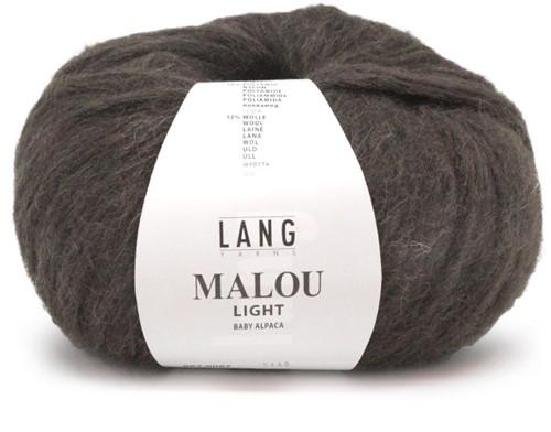 Lang Yarns Malou Light 67 Brown