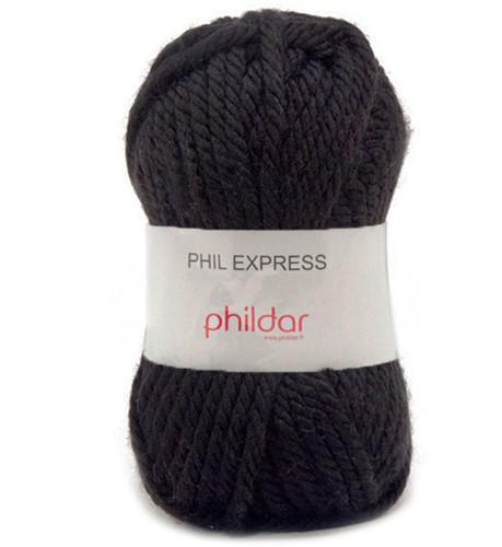 Phildar Phil Express 1200 Noir