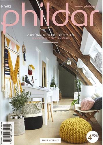 Phildar No. 682 Home Decoratie