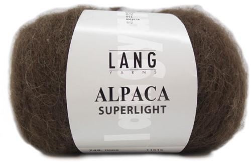Lang Yarns Alpaca Superlight 68