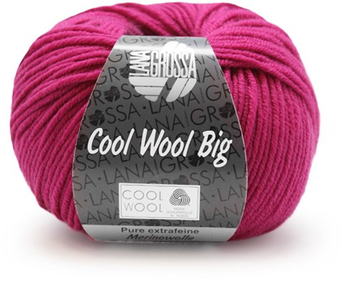 Lana Grossa Cool Wool Big 690 Cyclaam