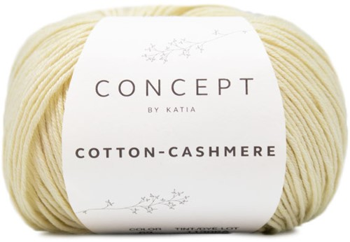 Katia Cotton Cashmere 69 Light pistachio