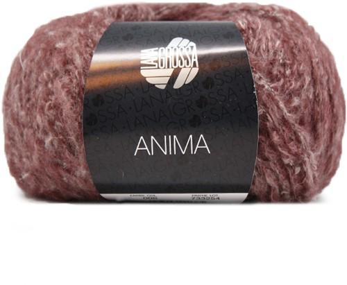 Lana Grossa Anima 06 Burgundian Mottled