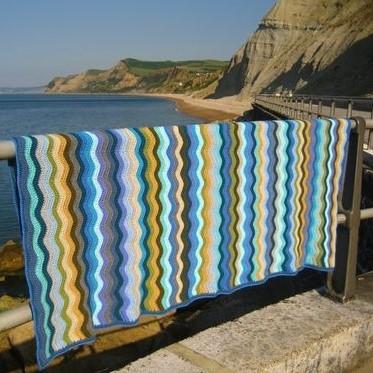 Coast blanket Attic24 CAL Garenpakket