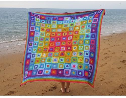 Aria Blanket Garenpakket