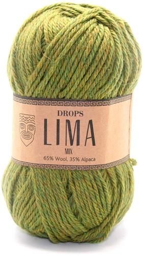 Drops Lima Mix 705 Groen