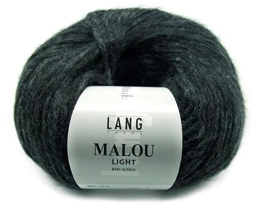 Lang Yarns Malou Light 70 Anthracite