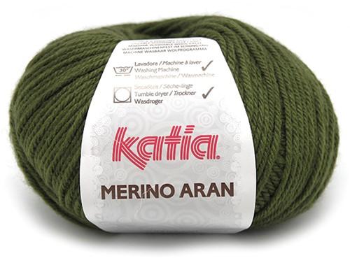 Katia Merino Aran 70 Green