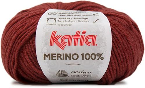 Katia Merino 100% 71 Rust