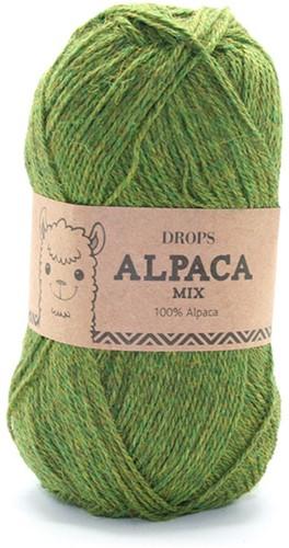 Drops Alpaca Mix 7238 Donker-olijfgroen