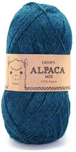 Drops Alpaca Mix 7240 Petroleum