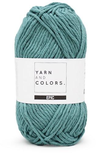 Yarn and Colors Moss and Cross Kussen Breipakket 4